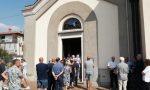 Centinaia di persone a rendere omaggio a Felice Gimondi