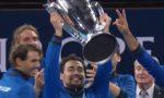 Il Team Europe di Fabio Fognini conquista la Laver Cup contro il Resto del mondo