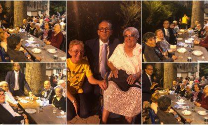 Gli ospiti della Residenza Franchiolo ai festeggiamenti di Nostra Signora della Mercede