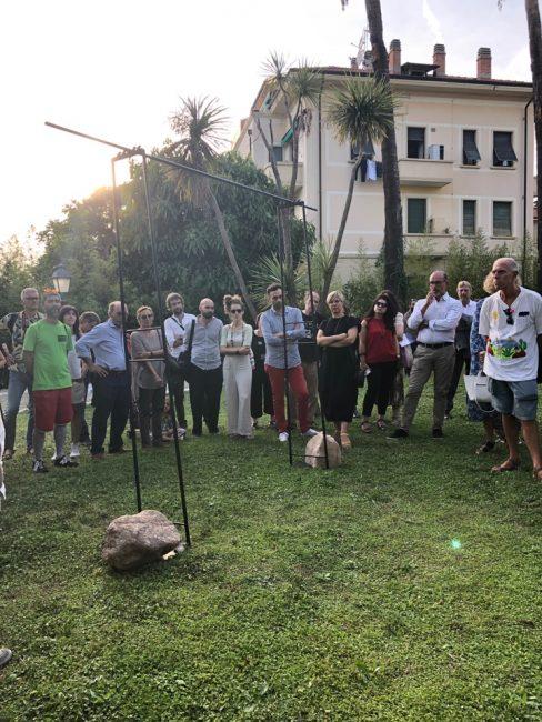 Ieri l'opening dell'Arteam Cup a Villa Nobel