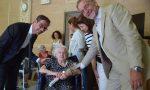 Nerina Peltretti, 105 anni, la donna più anziana di Bordighera