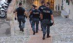 Sanremo , controlli straordinari di interforze contro fenomeni di degrado urbano