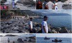 Ricerche in mare al largo di Sant'Ampelio per la 65enne scomparsa