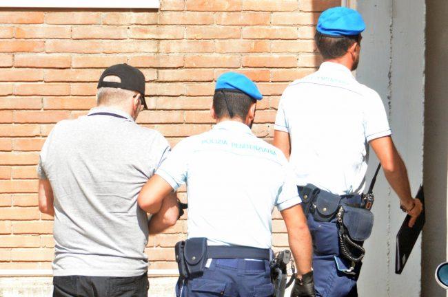 Omicidio Palumbo: il killer dal gup di Imperia per l'udienza preliminare
