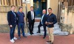 Visita in carcere a Sanremo e Imperia del consigliere regionale Alessandro Piana
