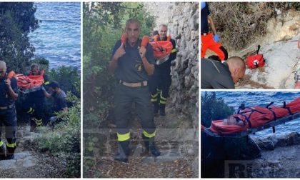 Ritrovata a Ventimiglia in stato confusionale la 65enne scomparsa