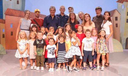 Rita Longordo parte per l'avventura allo Zecchino d'Oro