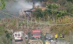 Muore carbonizzato nel rogo di casa il 65enne Vittorio Formaggio