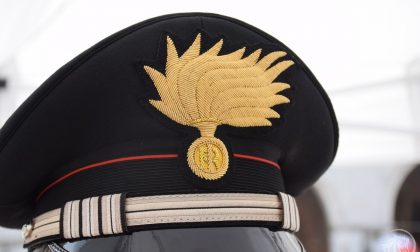 Un biglietto di addio ai familiari per il sottufficiale dei carabinieri suicida