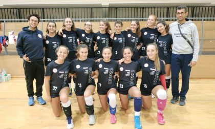 Imbattuto all'esordio il Volley Team Arma Taggia U16