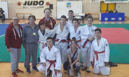 I judoka sanremesi al 7° Torneo di Judo Città di Imperia