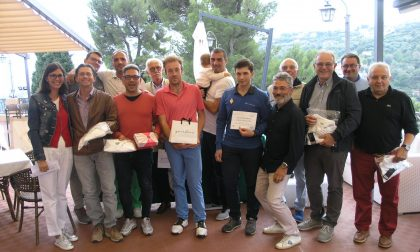 Circolo Golf degli Ulivi di Sanremo, i risultati del fine settimana