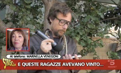 """""""Sanremo canta Napoli"""" finisce nel mirino di Striscia la Notizia"""