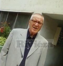 Ventimiglia piange Paolo Barattero storico commerciante di bombole