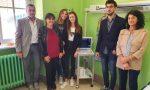 L'associazione Matteo Bolla dona una sonda al reparto di Pediatria