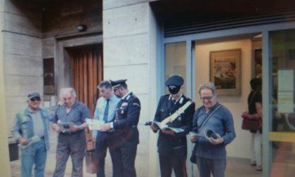 I carabinieri intensificano la campagna contro le truffe agli anziani