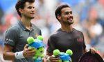 China Open, Fognini e Thiem sconfitti in due set nel doppio. Domani Fabio incontra Chačanov ai quarti