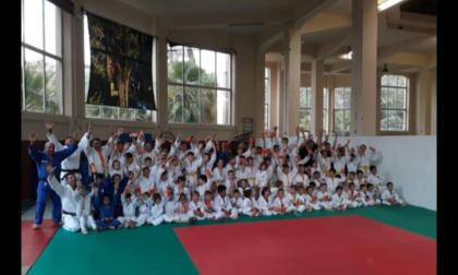 Oltre trenta judoka del CSJudo Sanremo a Torino