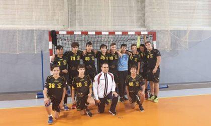 Pallamano Ventimiglia: vittoria per l'Under 15