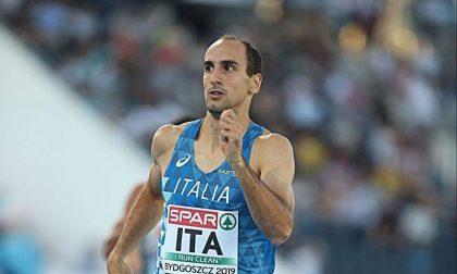 Il Re dei 400 metri, 45″31 ed è record mondiale per l'atleta imperiese