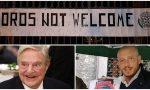 """Uno """"scandalo"""" nazionale i soldi regalati a Ventimiglia dal miliardario George Soros"""