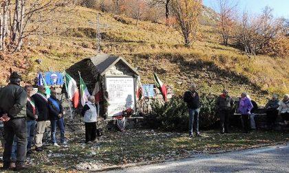 A Upega domenica 20 la cerimonia commemorativa a ricordo dei Partigiani caduti in Guerra