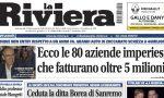 Le aziende imperiesi che fatturano oltre 5 milioni di euro su La Riviera in edicola