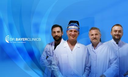 Il successo dei servizi della Dr. Bayer Clinics, oltre 20mila trapianti di capelli