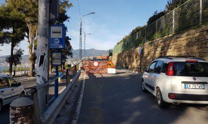 Movimento franoso in Via Duca d'Aosta – Chiusa al traffico
