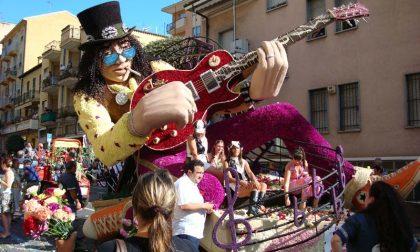Torna la Battaglia di Fiori di Ventimiglia, annuncio della Giunta Scullino