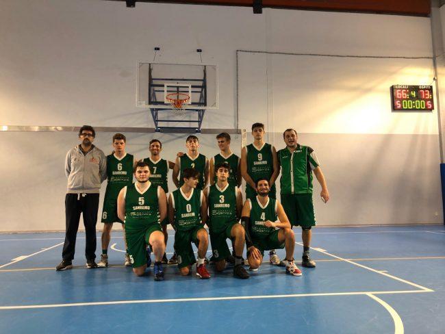 Basket Promozione – Bvc Sanremo sbanca Rivarolo ai tempi supplementari