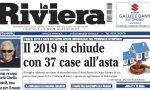 Le 37 case all'asta di dicembre e le interviste agli sfollati del Ponente su La Riviera in edicola