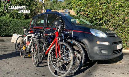 Sgominata la banda delle bici