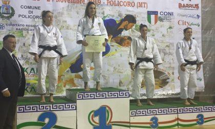 CsJudo Sanremo porta al bronzo Alessia Trespine