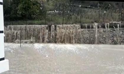 Bomba d'acqua: fuori uso la caldaia delle scuole di Torri. Video
