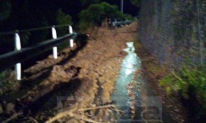 Frana di via Bandette: Comune di Ventimiglia si sostituisce agli abitanti per mettere in sicurezza l'area