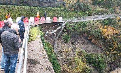 Frana di Rocchetta: Gazzola, appoggia costruzione ponte