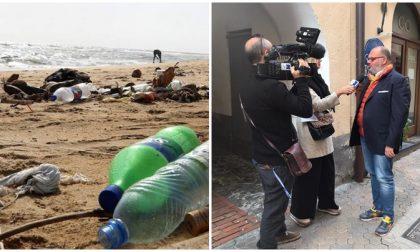 Riva ligure lancia il Plastic Bonus, sconto tassa rifiuti a chi partecipa alla pulizia delle spiagge