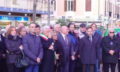 Piana a Sanremo per ricordare la strage di Nassiriya