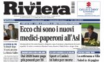 Ecco chi sono i nuovi medici-paperoni dell'Asl, tutti gli stipendi su La Riviera in edicola