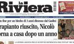 La storia di Nicolò, 3 anni, a casa per Natale dopo un anno al Gaslini su La Riviera in edicola