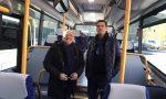 Inaugurati tre nuovi bus di Riviera Trasporti per la tratta Sanremo-Ventimiglia. Prosegue il progetto anti-evasione