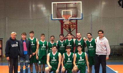 Basket promozione: sconfitta del Bvc Sanremo