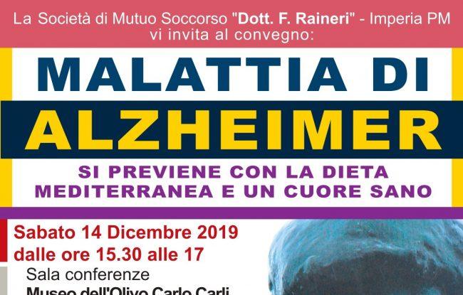 Dieta mediterranea la soluzione contro l'Alzheimer