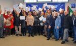 Frontalieri: corsi di francese, le foto della consegna dei certificati a Ventimiglia