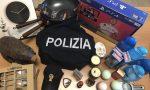 Ruba televisore in un centro commerciale, fermato da poliziotta fuori servizio