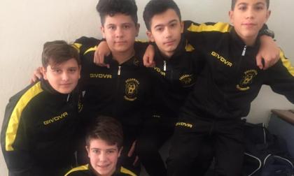 Pallamano. Quattro giocatori under 13 selezionati per il Progetto Levant 06