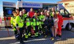 Ospedaletti Emergenza inaugura una nuova ambulanza: foto e video