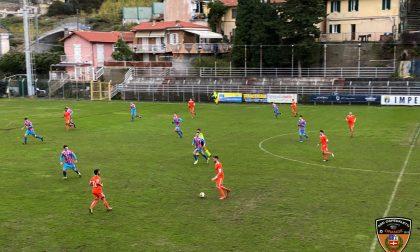 Ospedaletti Calcio vince sul Molassana grazie al goal di Mamone
