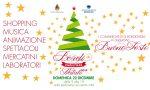 Domenica  a BordiChristmas mercatini, laboratori e la corsa dei Babbo Natale